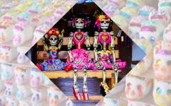 Mexicanos Celebran el Día de los Muertos