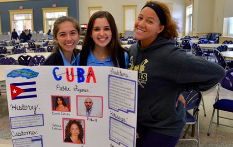 POWER Holds Annual Culture Fair (VIDEO)