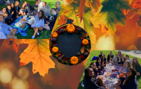 AHN's Advisories Celebrate Thanksgiving