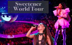 Ariana Grande Performs at Amalie Arena