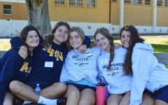 Class of 2022 Attends the Sophomore Retreat