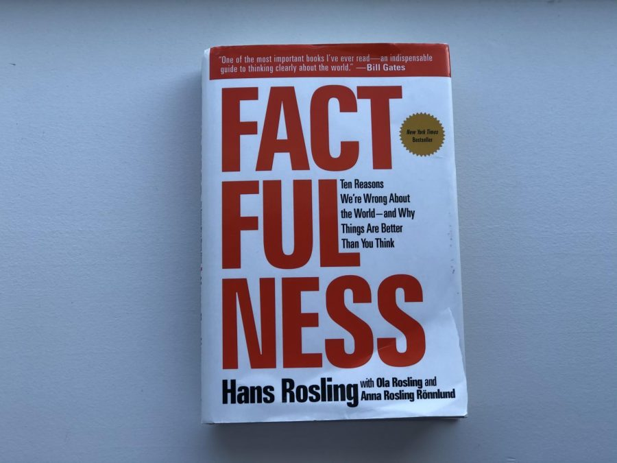 One of the most important books Ive ever read ― an indispensable guide to thinking clearly about the world. - Bill Gates