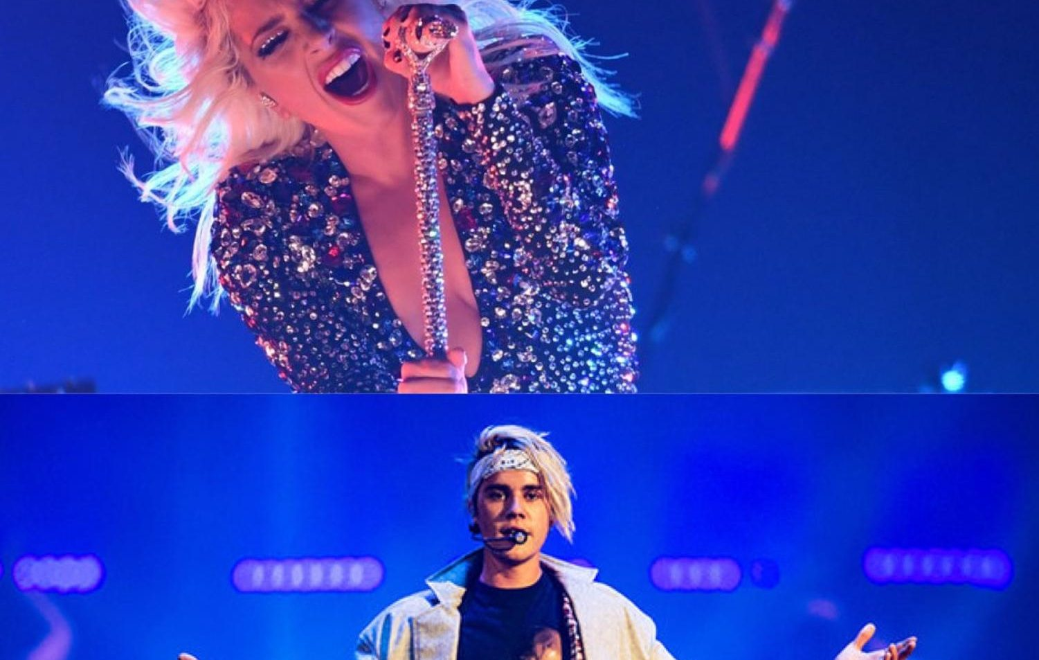 """Photo Credits: Kasey Brennan/ Achona Online/ Pic collage """"I feel frustration. It is outrageous that there was no communication from the organizers. It makes you very angry that he can get away with it,"""" one parent said when Justin Bieber arrived hours late to his own concert."""