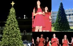Dad's Club Hosts the First Annual Christmas Tree Lighting