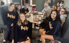 AHN Students and Teachers Reflect on First Semester and Share Thoughts on Second (VIDEO)