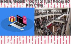 Academy Students Opinions on Black Friday and Cyber Monday