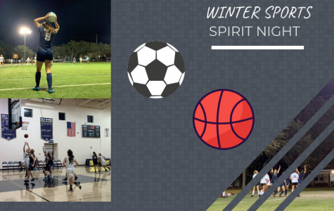 AHN Winter Sports Celebrate Spirit Night