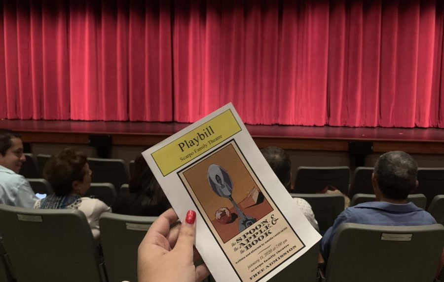 The Spoon, The Apple, and The Book was the first play written by an Academy student to receive a Superior rating at Thespian districts in the playwriting category.