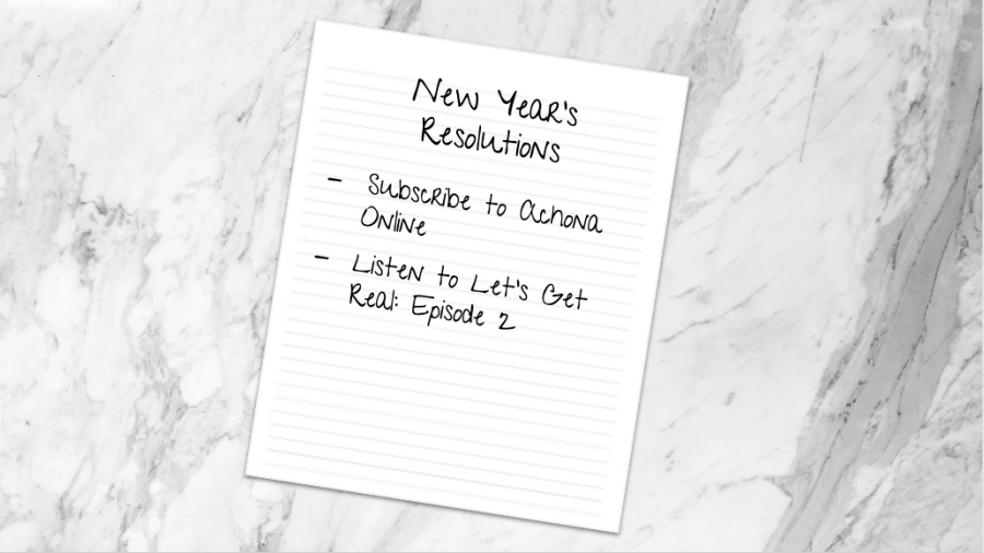 According to a study, about 60% of society creates New Years Resolutions. Unfortunately, only 8% are successful in achieving them.