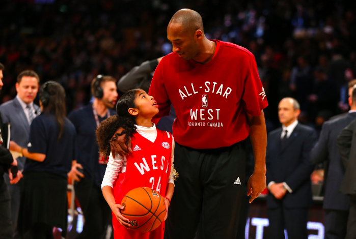On January 26, 2020, the world mourned the loss of basketball legend, Kobe Bryant, his daughter, Gianna Bryant, and the seven other victims involved in a helicopter crash in Calabasas, Calif. (Photo Credit: Georgia Ruffolo/Achona Online)
