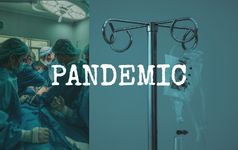 Airing on Netflix in 2020, PANDEMIC explores many scientists and the measures they are taking to prevent an outbreak.