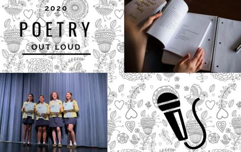 AHN's Poetry Out Loud 2020