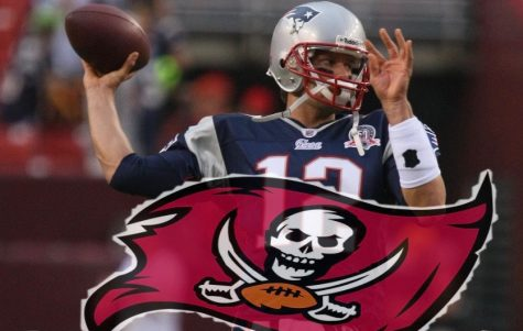 "Photo Credit: Wikimedia/Used with permission  ""Hopefully Brady will take the Bucs to the Super Bowl like he has for the Patriots. It would be so cool to have the Super Bowl here in Tampa and have the Bucs be playing at home,"" said senior Peyton Finn."