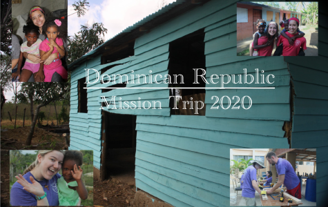 Missionaries Return to La Victoria for Rose Project