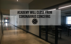 Academy Will Close From Coronavirus Concerns