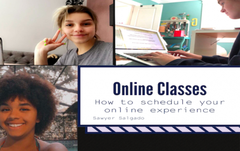 Online courses can be difficult to adjust to. With the various places to learn, this video helps keep Academy students on track.
