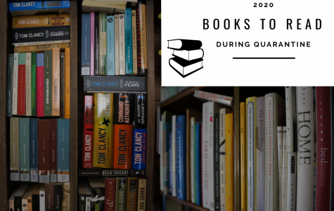 Teachers Recommend Books to Read During Quarantine