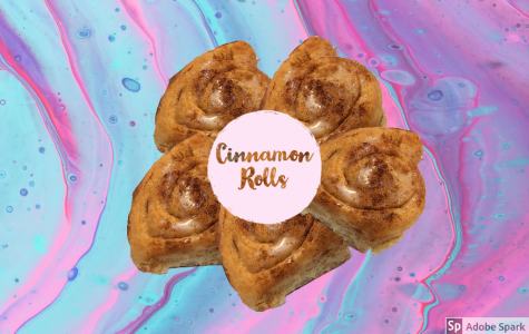 Though cinnamons rolls are often associated with North American culture, the sweet roll is actually of Scandinavian origin. (In spite of our inability to travel, the kitchen can provide a taste of the outside world.)