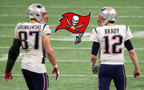 The Tampa Bay Buccaneers have signed iconic football duo Tom Brady and Rob Gronkowski to join their team, possibly leading them to a Super Bowl win in the near future.