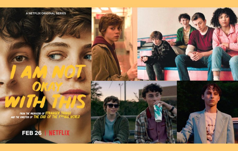 Netflixs new teen series I Am Not Okay With This may include superpowers, but dont think of it as a superhero show. -Lexi Williams, Elite Daily Reporter