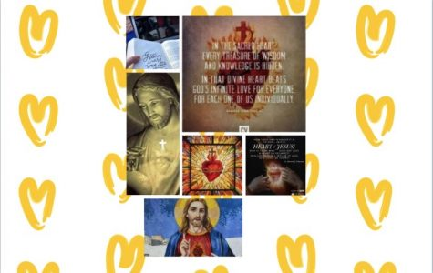 June is the month of the Sacred Heart of Jesus, which is one of the most popular Catholic devotions.