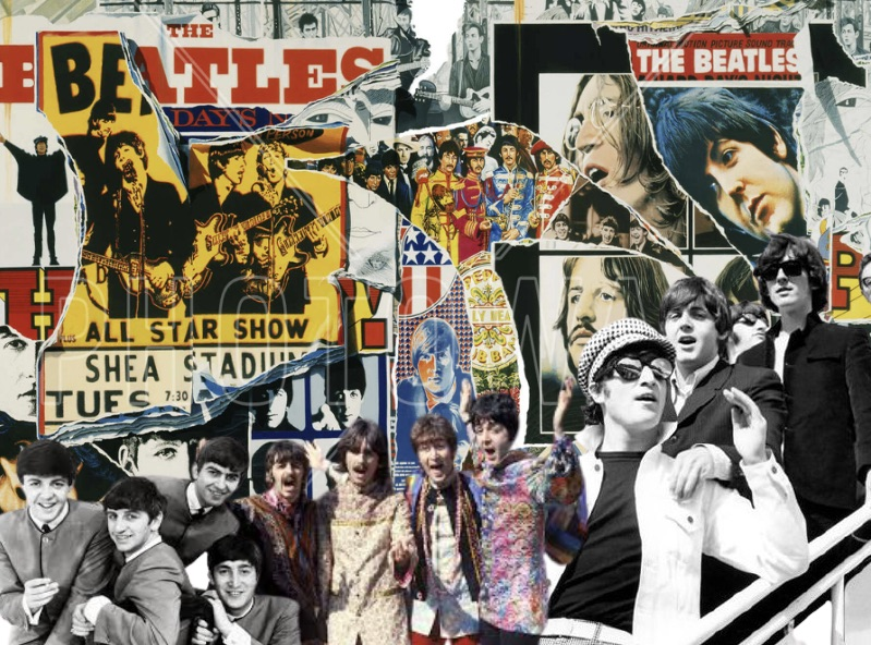 I love the Beatles.  I first started listening to them when I was in high school.  My dad got me the Abbey Road CD to listen to it), said Math Teacher Robert Quinn.