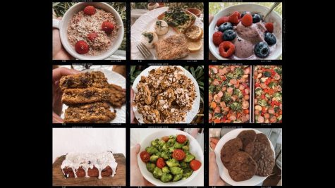 Above is a collection of recipes Kathleen has made and perfected that can be found on her instagram account: @healthyliving_Kathleen