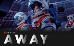 """Netflix's newest Sci-Fi Drama """"Away"""" starring Hilary Swank explores the possibilities of life on Mars."""