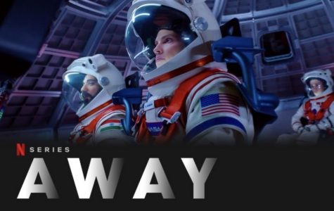 "Netflix's newest Sci-Fi Drama ""Away"" starring Hilary Swank explores the possibilities of life on Mars."
