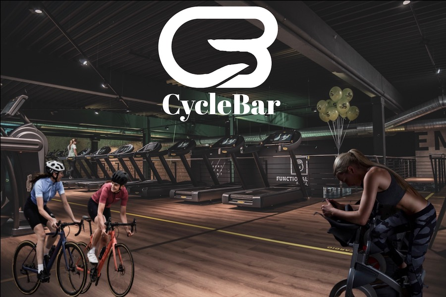 CycleBar is an indoor cycling gym on S. Dale Mabry.