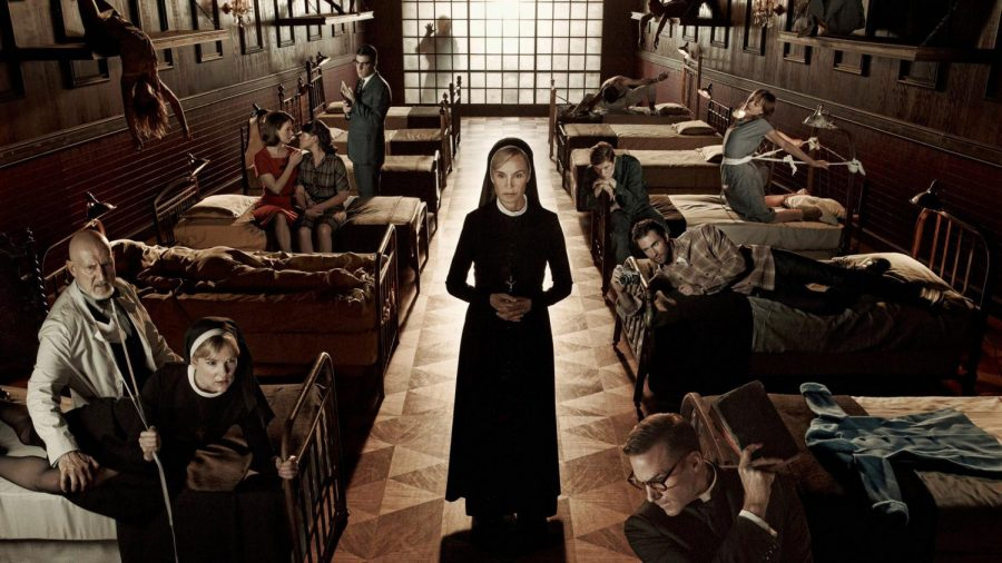 American Horror Story: Asylum was first aired on October 17th, 2012.