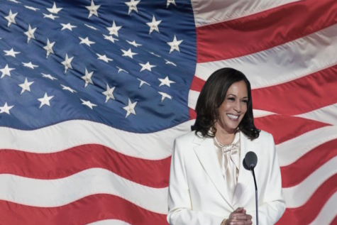 On Sept. 7, it was announced that Joe Biden won the election, and that Kamala Harris would be the first female vice president.
