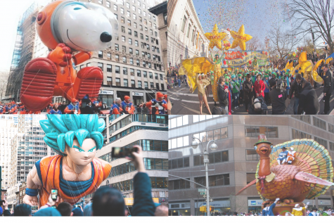 """I went to New York last Thanksgiving Break. It was really cold but I wanted to see the Snoopy float so badly. There were a bunch of other floats too, but in my opinion going to the parade in person is overhyped,"" said Claire Wong ('22)."