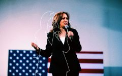 Kamala Harris is the first black woman to be vice president of the United States.