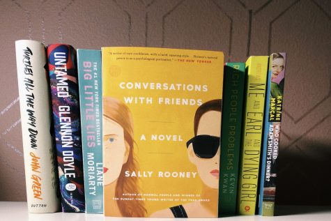 """She [Sally Rooney] is acute and sophisticated about the workings of innocence; the protagonist of this novel about growing up has no idea just how much of it she has left to do. Who does?"" - Alexandra Schwartz"