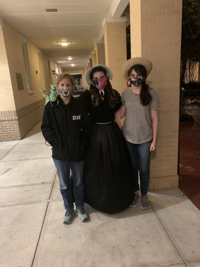 Masks were required throughout the course of the Trivia Night.