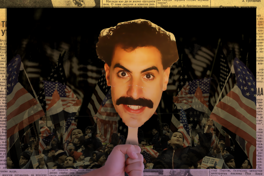 The second Borat movie, called Borat Subsequent Moviefilm, was released on Oct. 23 to Amazon Prime Video and drew tens of millions of viewers on opening weekend, according to Amazon.