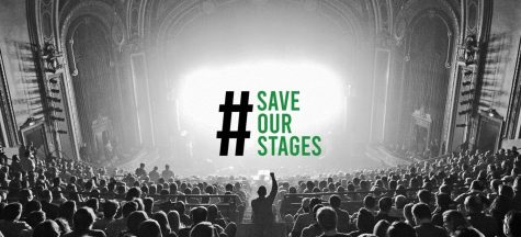 The Save Our Stage virtual music festival raises money for small music venues and the Heroes Act.
