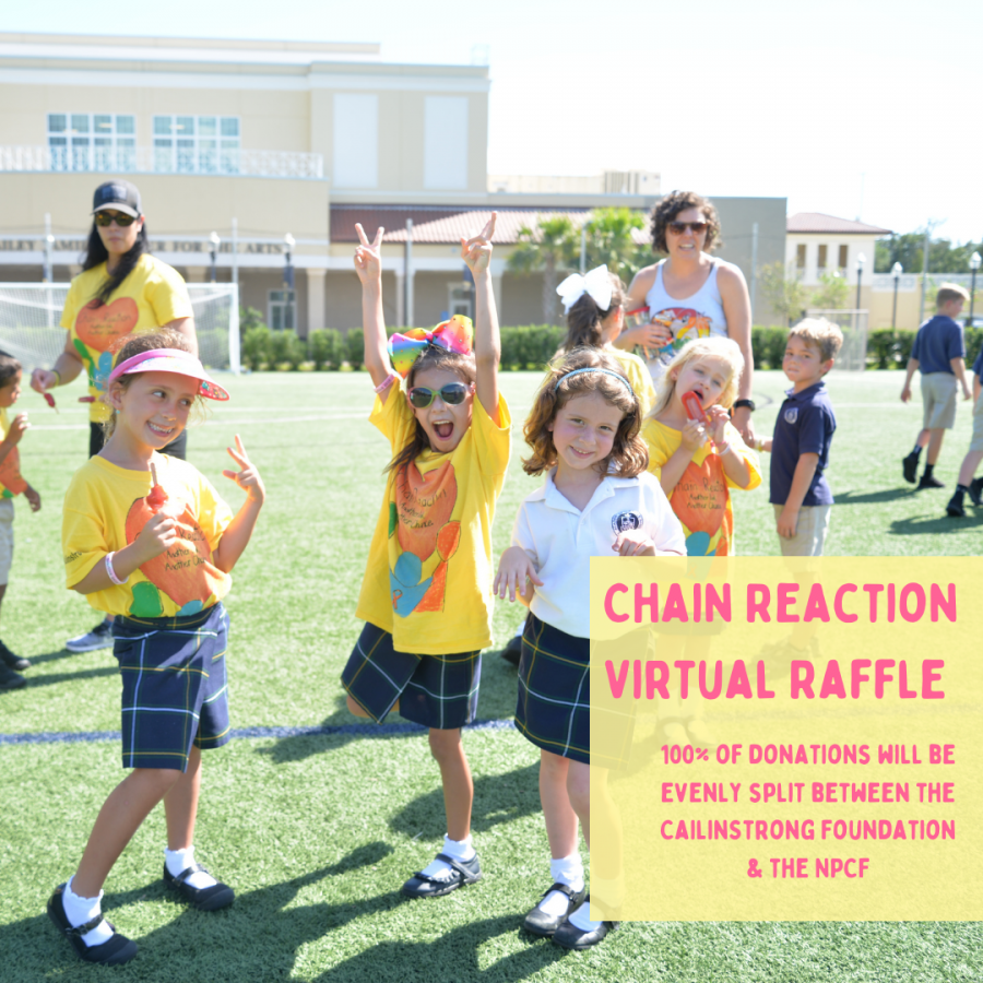 This year, the 2020 Chain Reaction Fundraiser was held through a virtual raffle. This photo was from the 2019 fundraiser.