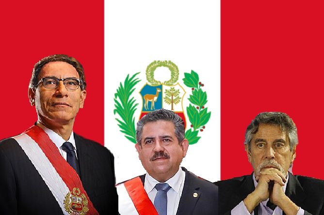 Peru has had three different presidents in a week, and these rapid changes are taking a toll on its people.