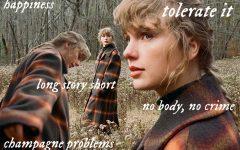 Taylor Swift released her ninth studio album,