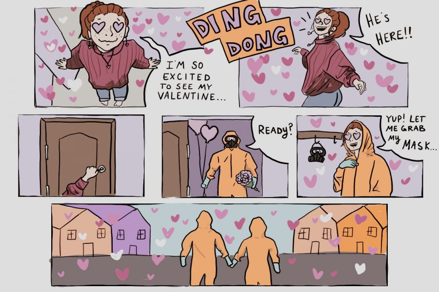 My COVID-19 Valentine