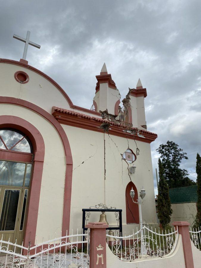 Iglesia Inmaculada Concepción in Guayanilla