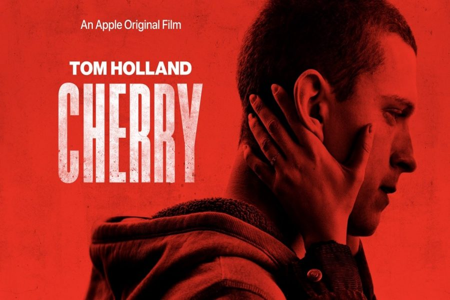 """Actor Tom Holland is able to break out of the superhero meld even further in """"Cherry"""" where he stars as a drug-addicted war hero suffering from Post-Traumatic stress disorder (PTSD)."""