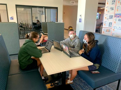 Since the start of the school year on Aug. 19,  student life has been altered significantly.