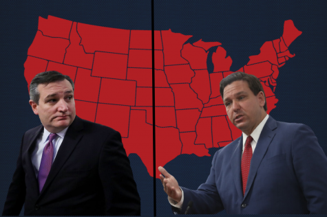 Governor Ron DeSantis will go up for reelection on Nov. 8, 2022.
