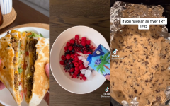 Nature's cereal, a popular TikTok food trend, has been popularized by @natures_food on TikTok and it contains a mix of pomegranate seeds, blackberries, blueberries, and coconut water.