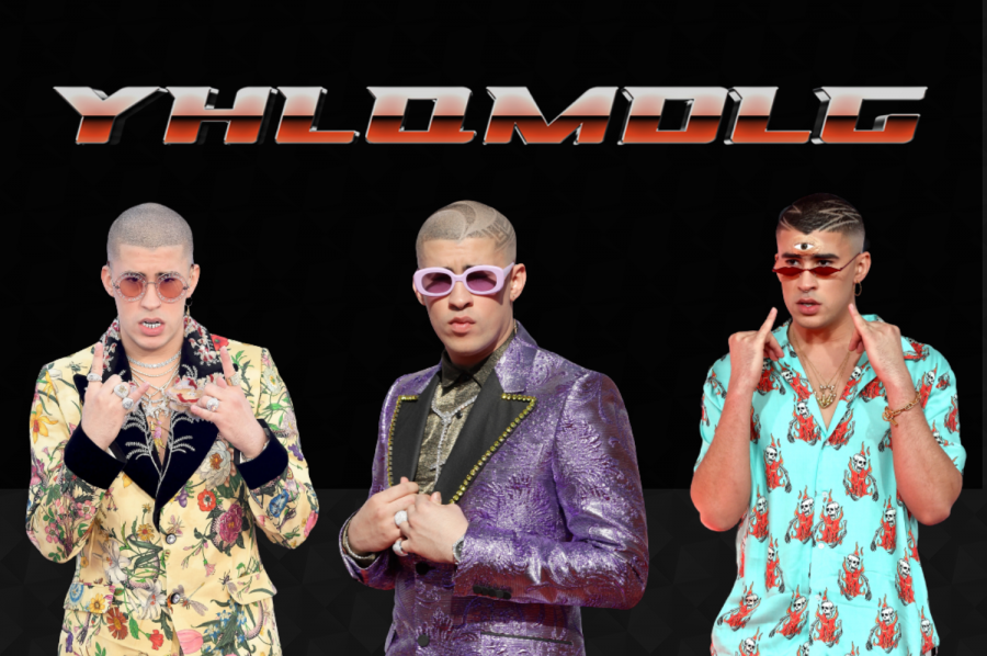 Bad Bunny was Spotify's top artist of the year in 2020, with more than eight billion streams.