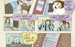 Seniors' Last Week of School