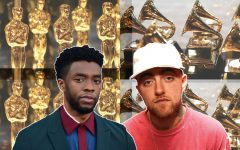 Chadwick Boseman and Mac Miller's deaths are just one part of award show's infamous reputations for using celebrities' deaths for profit.
